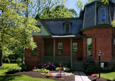 Let Zale's Lawn And Landscape make your Western New York Home at one with nature. Call us today!